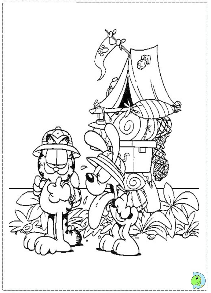nermal coloring pages - photo#21