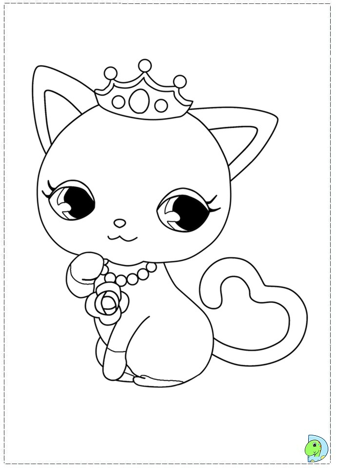 pet coloring pages - photo#8