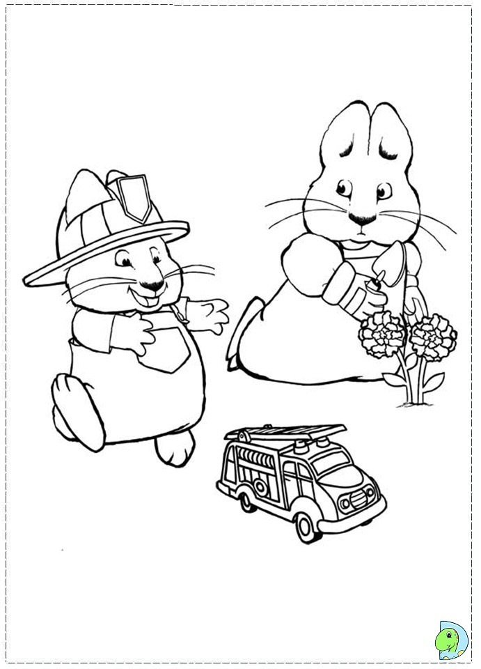 treehouse tv coloring pages - photo#20