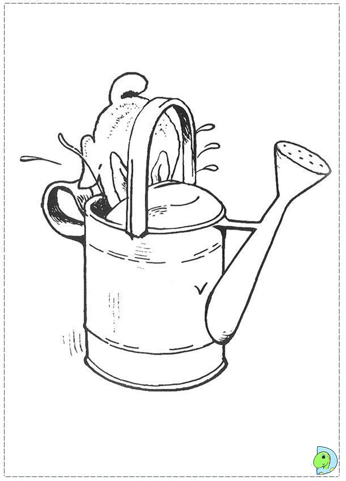 jemima puddle duck coloring pages - photo#23