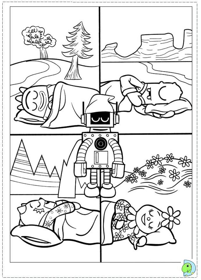 Yo gabba gabba coloring page for Yo gabba gabba coloring pages