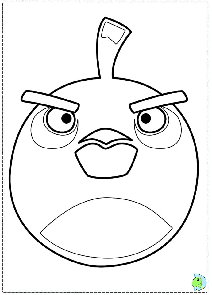 Angry Birds Epic Coloring Pages Coloring Pages