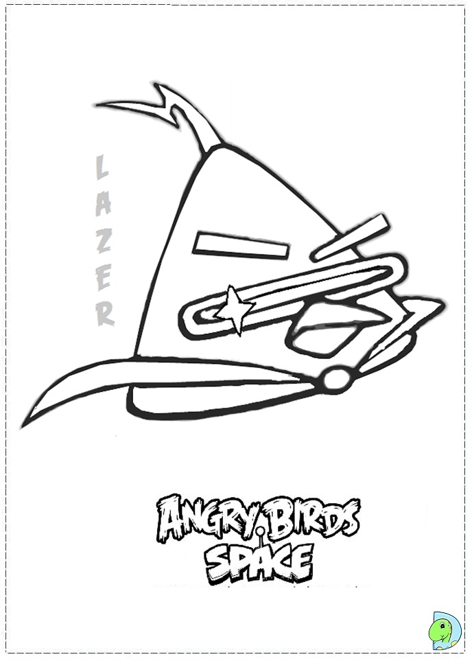 Free Coloring Pages Of Angry Birds Seasons