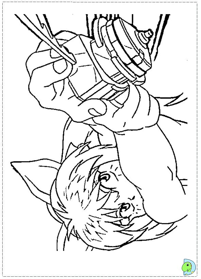 beyblades pegasus coloring pages - photo#31