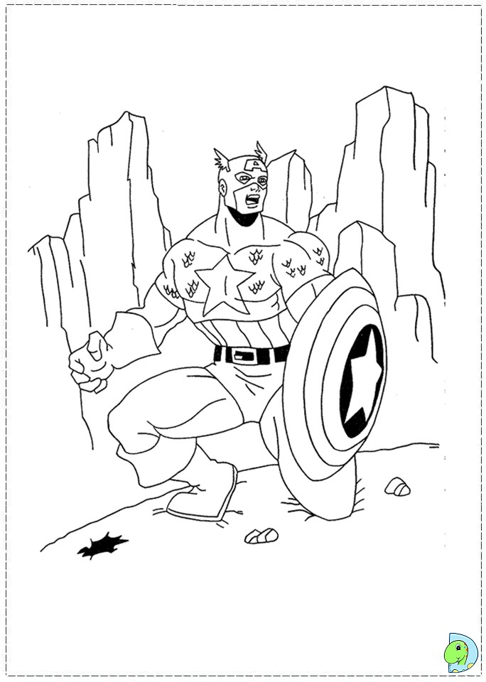 Captain_America-ColoringPage-02