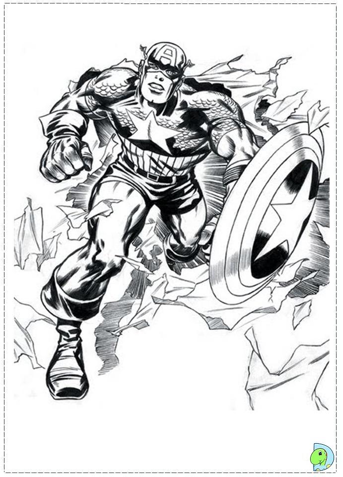 Captain_America-ColoringPage-04