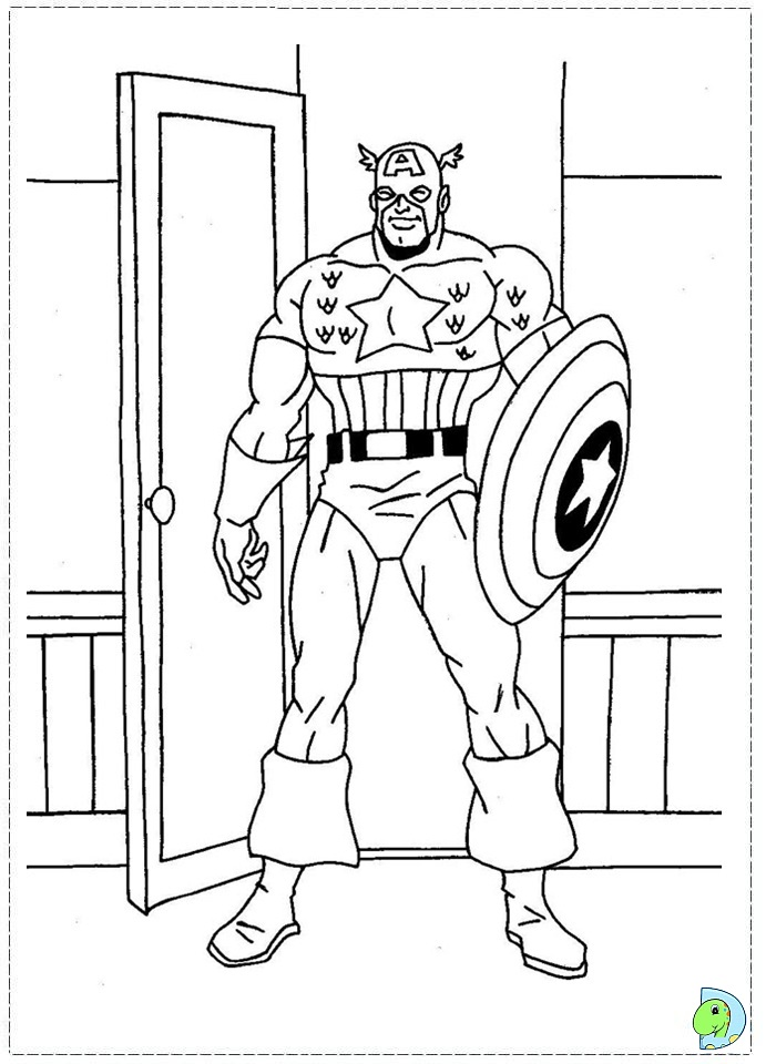 Captain_America-ColoringPage-31