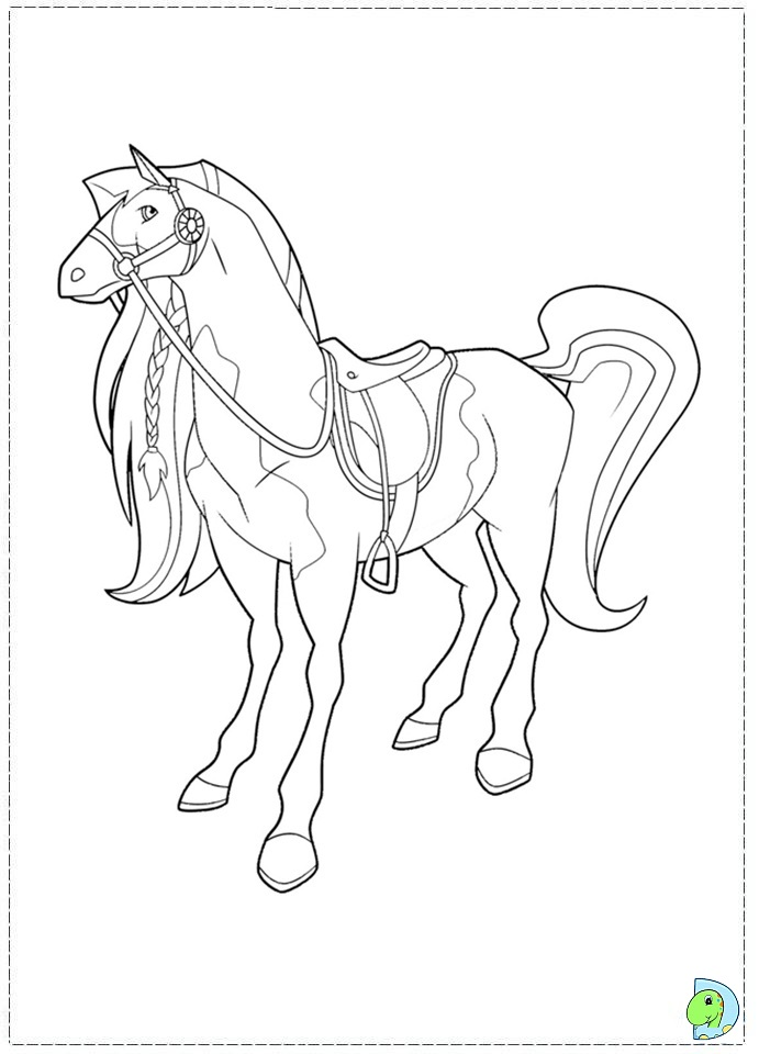 related keywords suggestions for horseland horse coloring pages