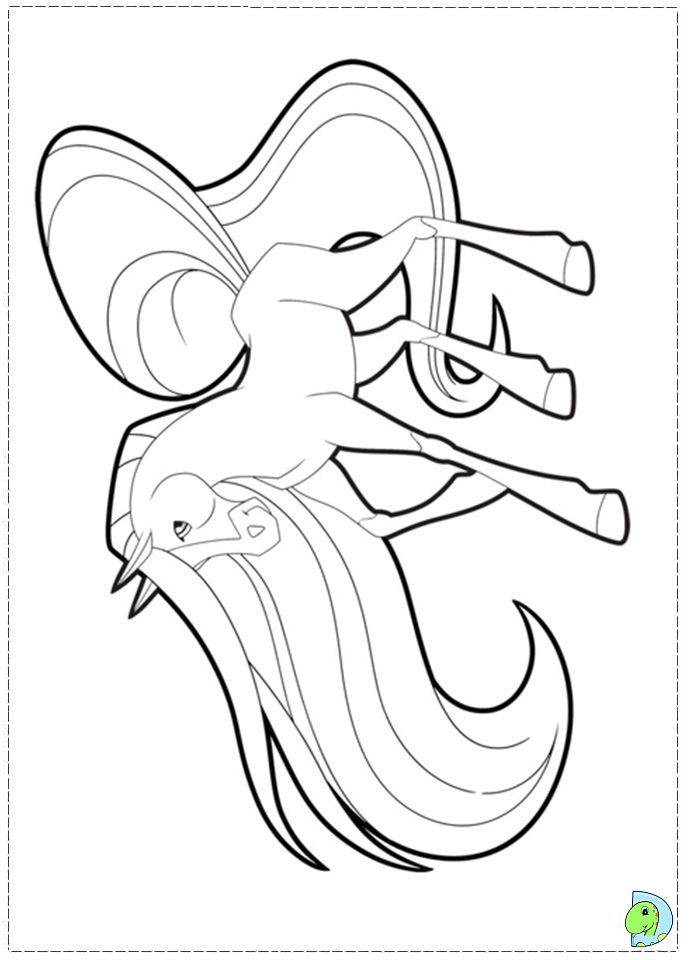 horseland printable coloring pages coloring home - Horseland Coloring Pages Print
