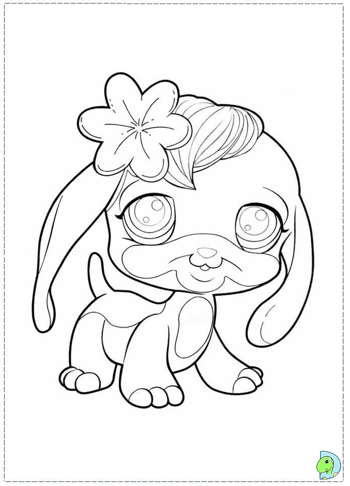 lps giraffe coloring pages - photo#20