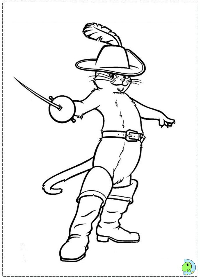 pus coloring pages - photo#5