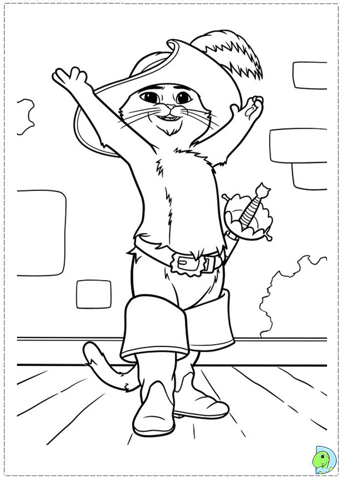 pus coloring pages - photo#13