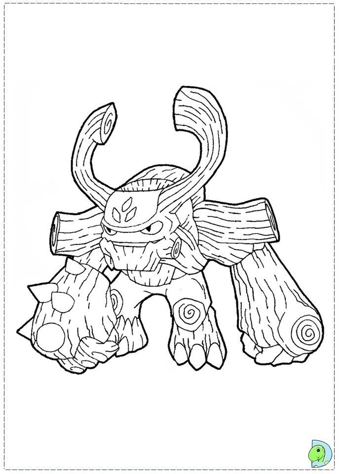 skylanders coloring pages spitfire seattle - photo#11