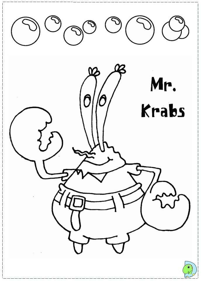 porifera coloring pages - photo#29