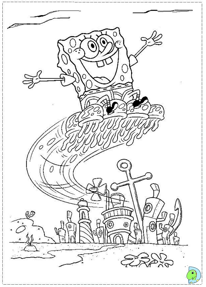 porifera coloring pages - photo#30