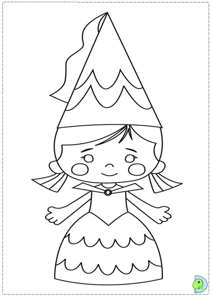 Chloes Closet Coloring Page