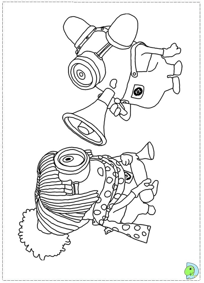 Despicable Me 2 Coloring Page DinoKidsorg