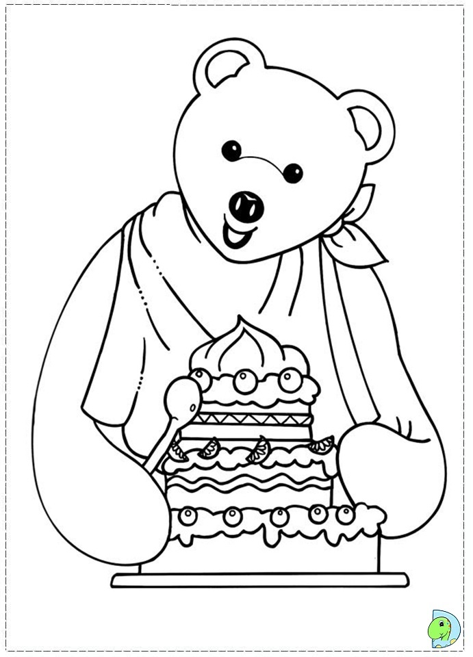 good night kids coloring pages - photo#22