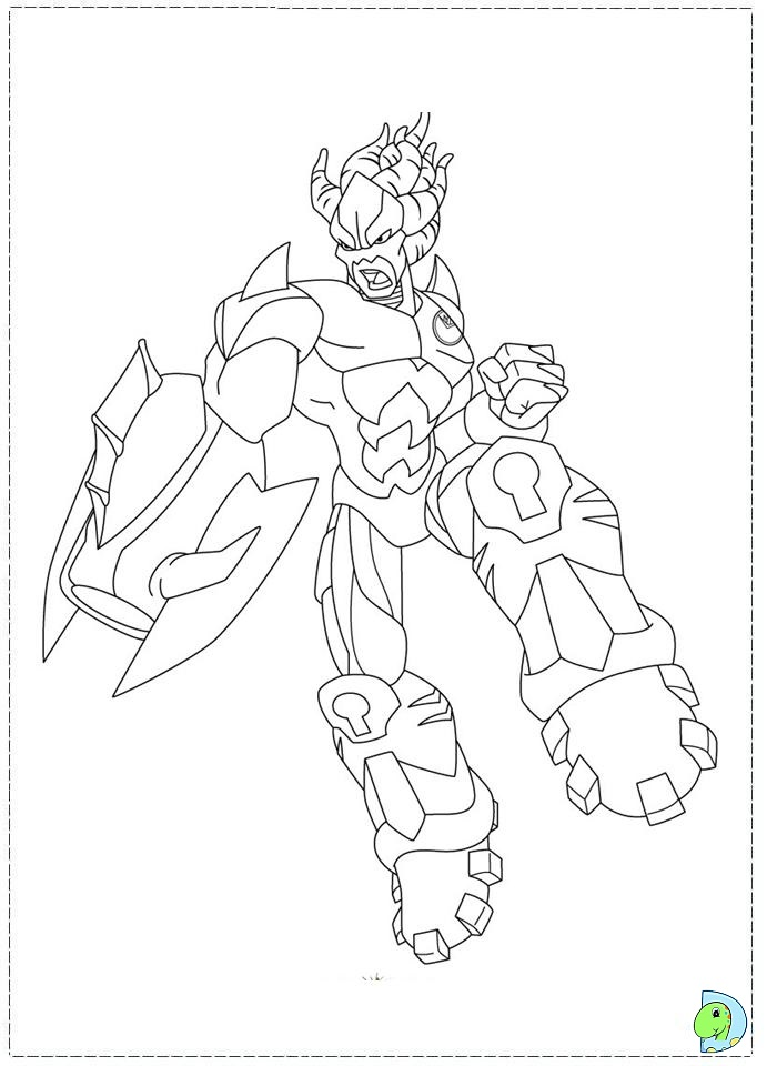 gormiti games coloring pages - photo#13