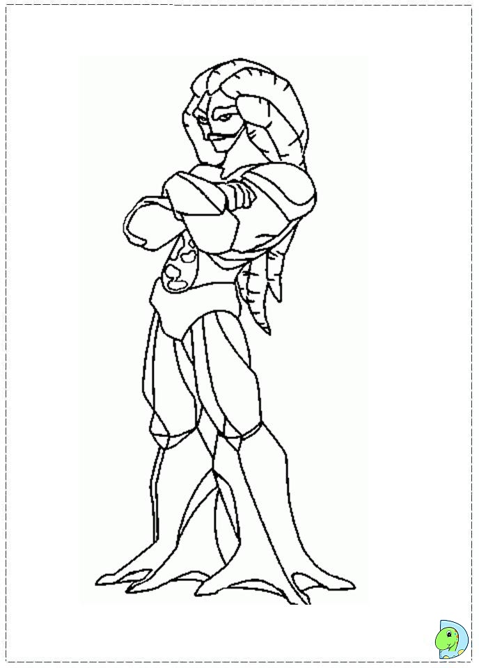 gormiti games coloring pages - photo#14