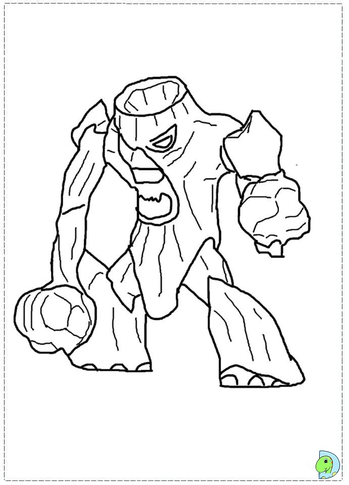 gormiti games coloring pages - photo#5