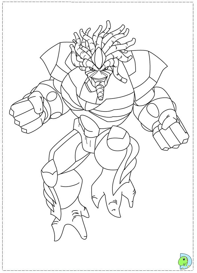 gormiti games coloring pages - photo#11