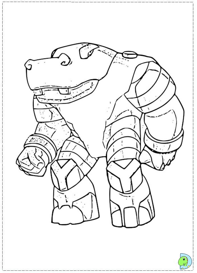 gormiti games coloring pages - photo#4