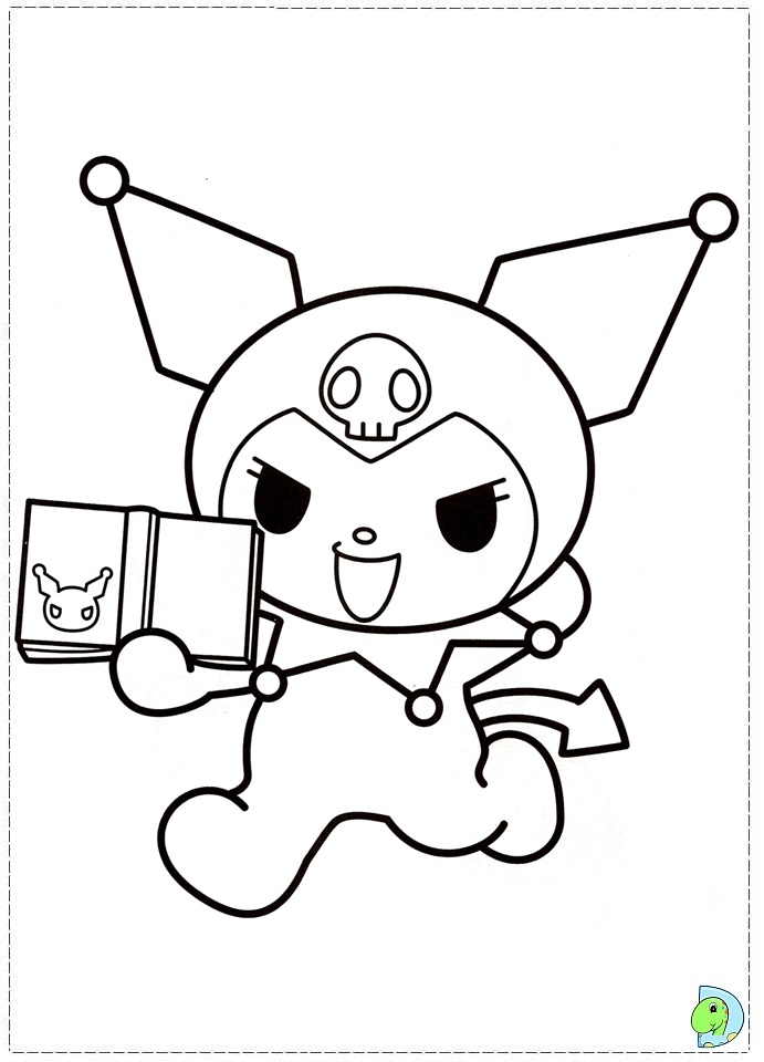 My Melody Coloring Pages further My Melody Coloring Pages as well My ...