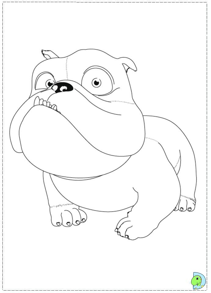 rio pedro coloring pages - photo#29