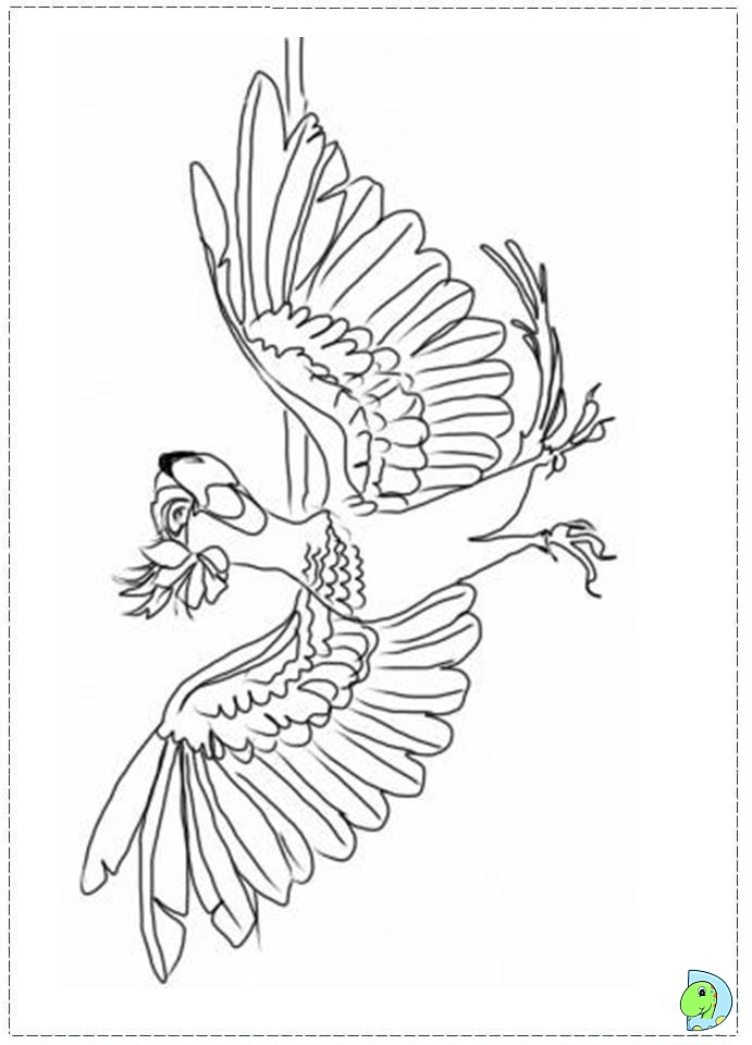 rio 2 coloring pages - blue rio coloring pages coloring pages