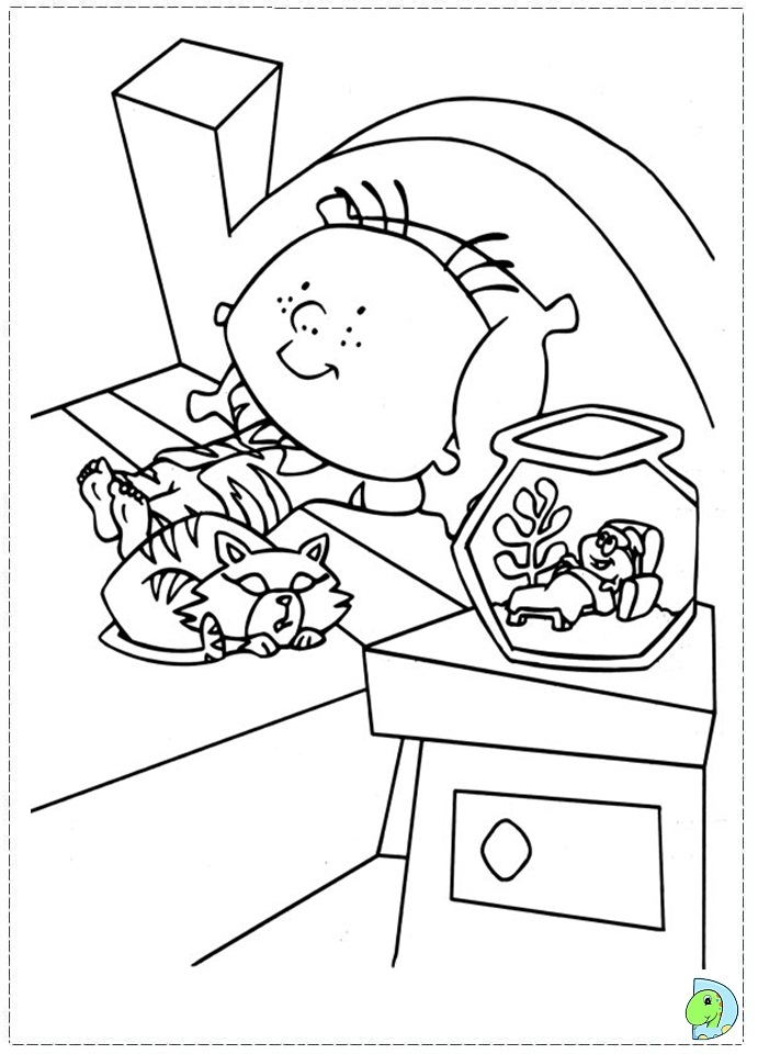 stanley coloring pages - photo#12