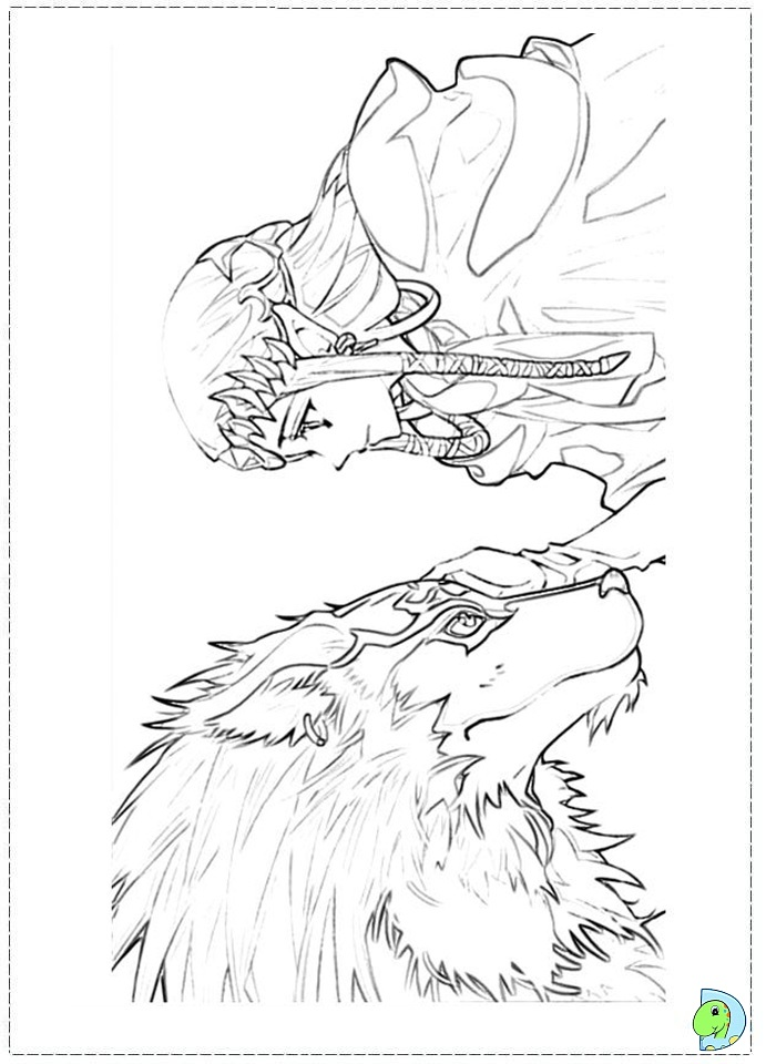 zelda ocarina of time coloring pages