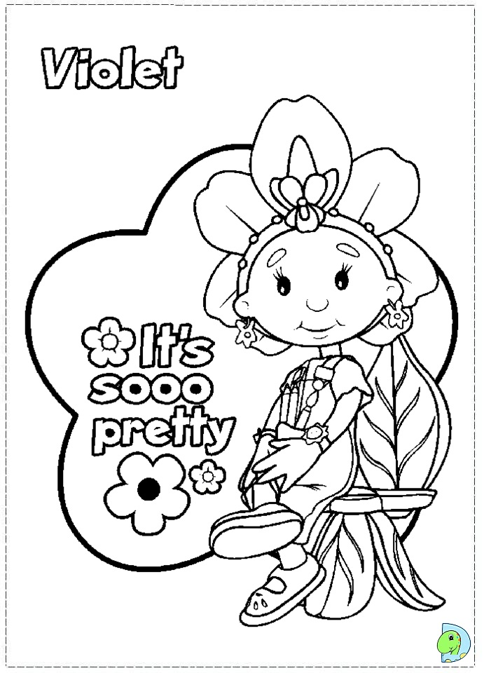 spidermand fifi coloring pages - photo#41