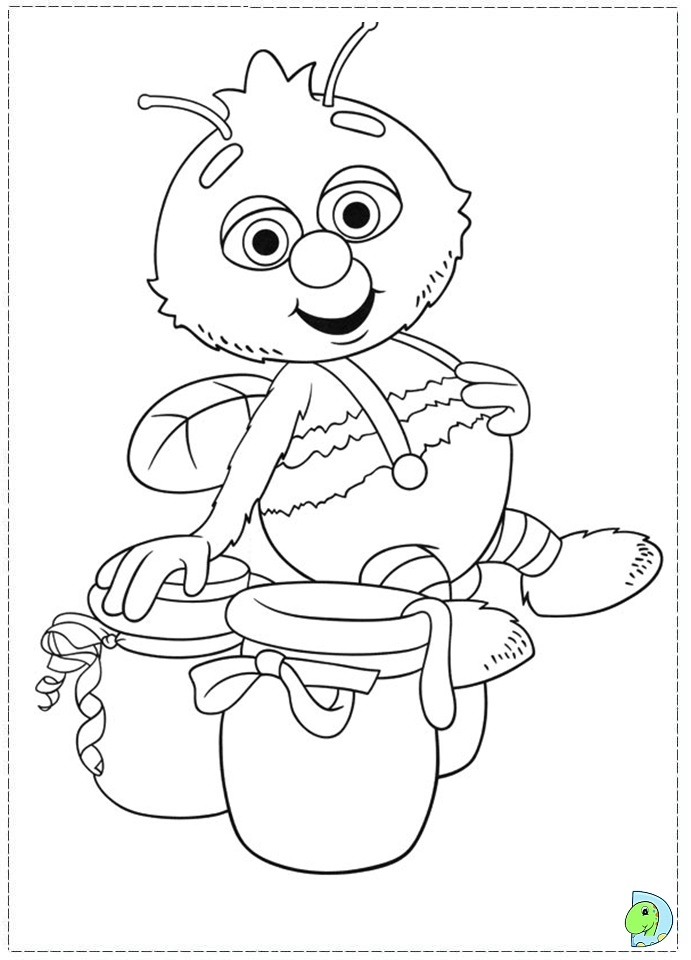 mooshka tots coloring pages - photo#43