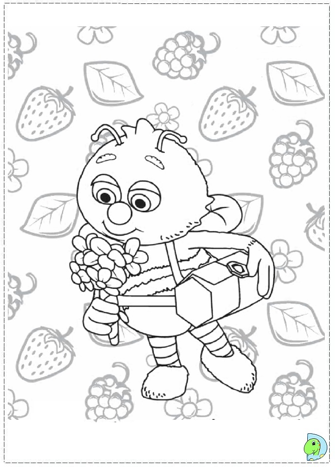 mooshka tots coloring pages - photo#23