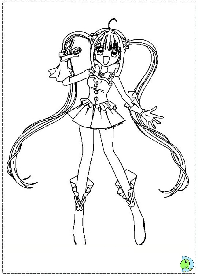 mermaid melody free coloring pages - photo#37