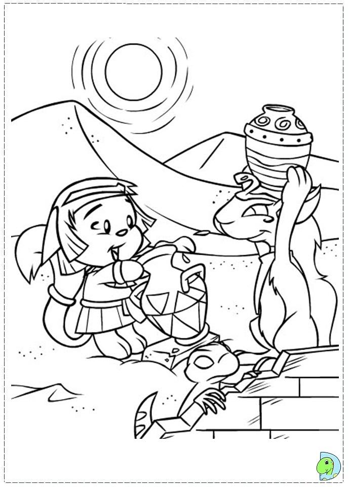 sonoran desert coloring pages - sonoran desert landscape coloring pages coloring pages