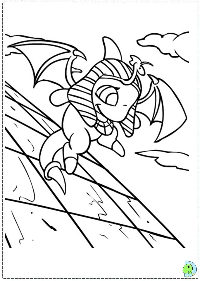lost heroes coloring pages - photo#28