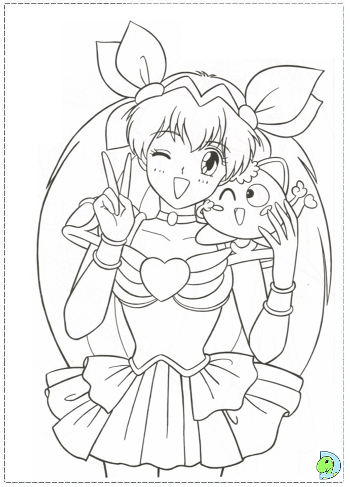 Free Peach Tree Coloring Pages