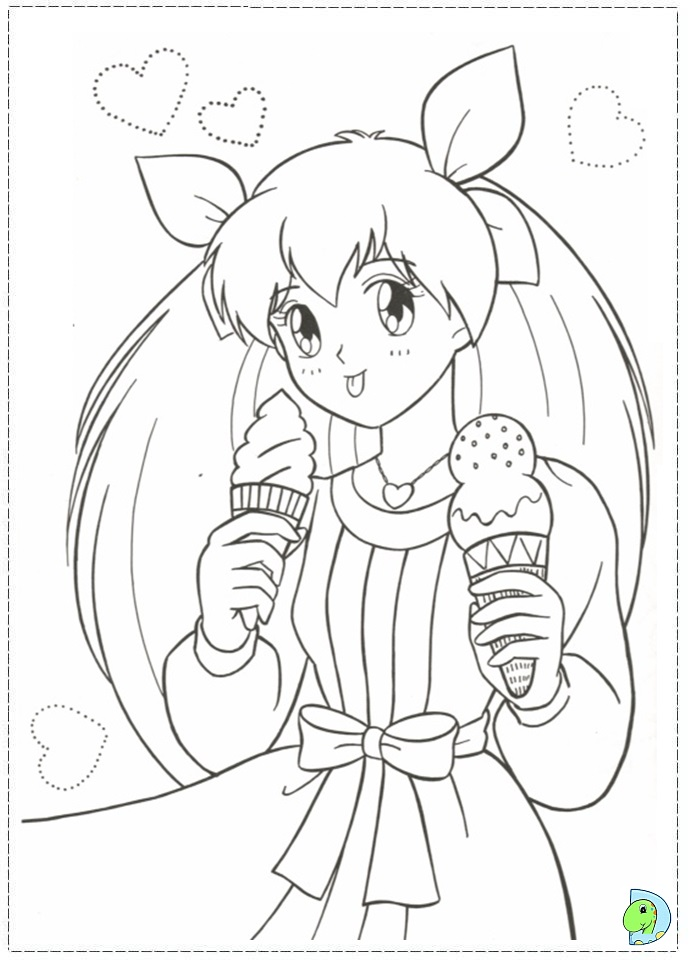 Wedding Peach Coloring Page Dinokids Org