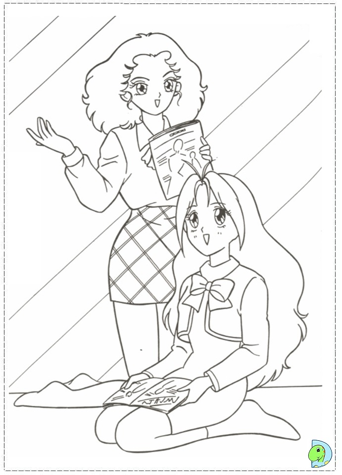 Free Coloring Pages Of Peach Tree