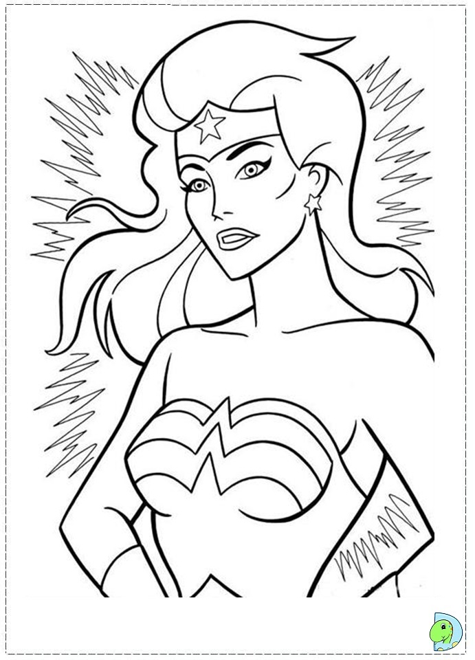 free printable wonder woman coloring pages hm coloring pages