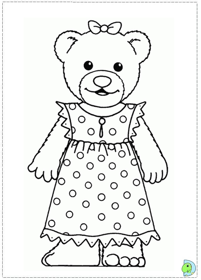pigs in pajamas coloring pages - photo#24