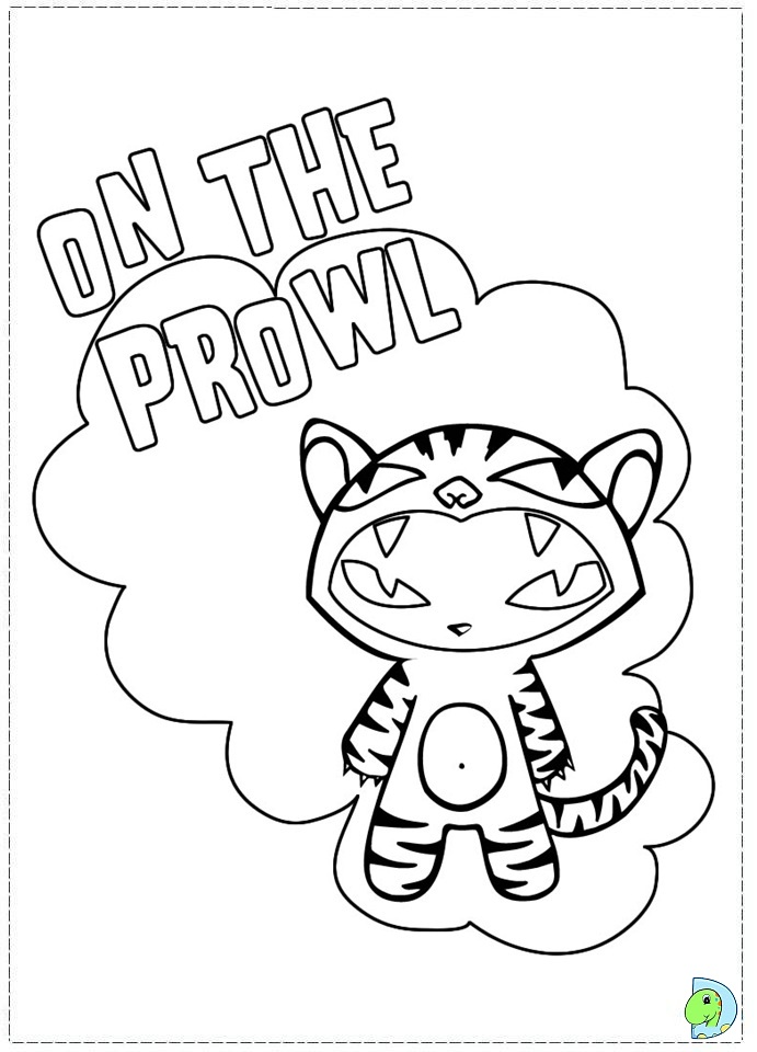 emily coloring pages - photo#17