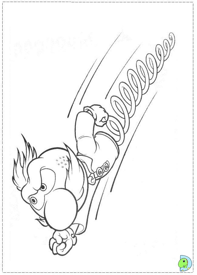 zelf coloring pages to print - photo#30