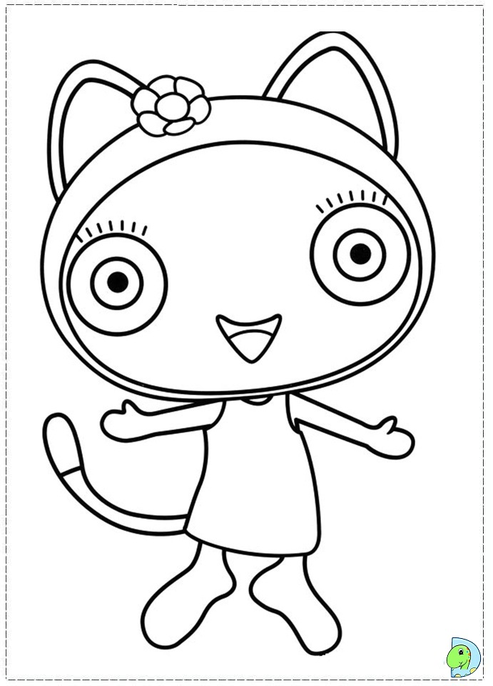 free bing cbeebies coloring pages Charaters CBeebies Coloring Pages  Cbeebies Coloring Pages