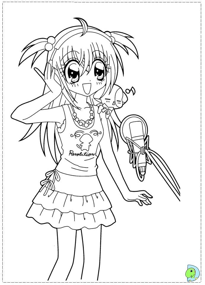 Kilari coloring page - Kilari dessin ...