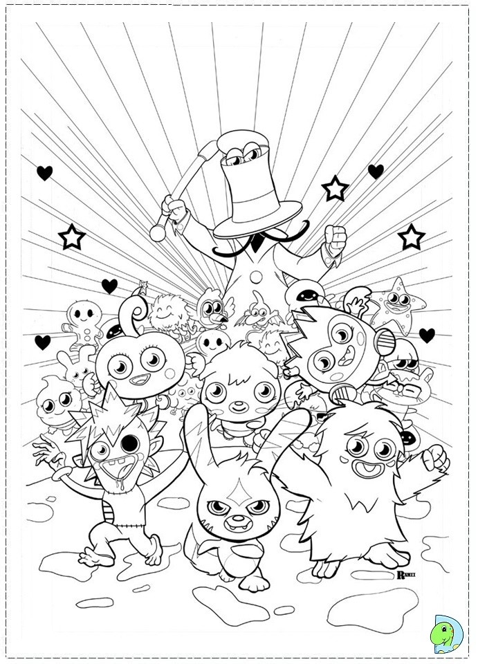 Printable Coloring Pages Print Dinokidspages Close DinoKids ColoringPages4kids Dinokidsorg