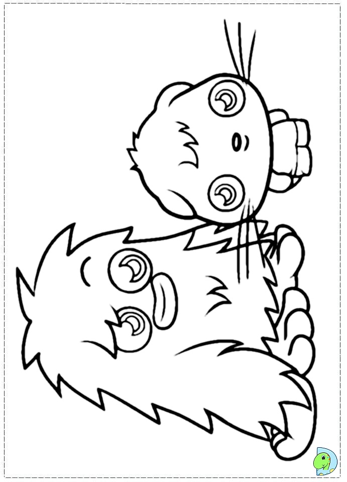 Best Baby Moshi Monsters Coloring Pages Ideas - New Coloring Pages ...