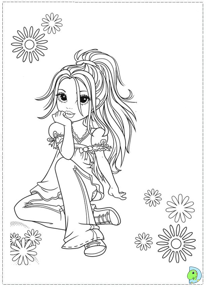 Sexy Vire Pin Up Coloring Coloring Pages Pin Up Coloring Pages